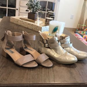 Bundle of 2 pairs of shoes for girls